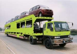 Lahore to Karachi Car Carrier Service